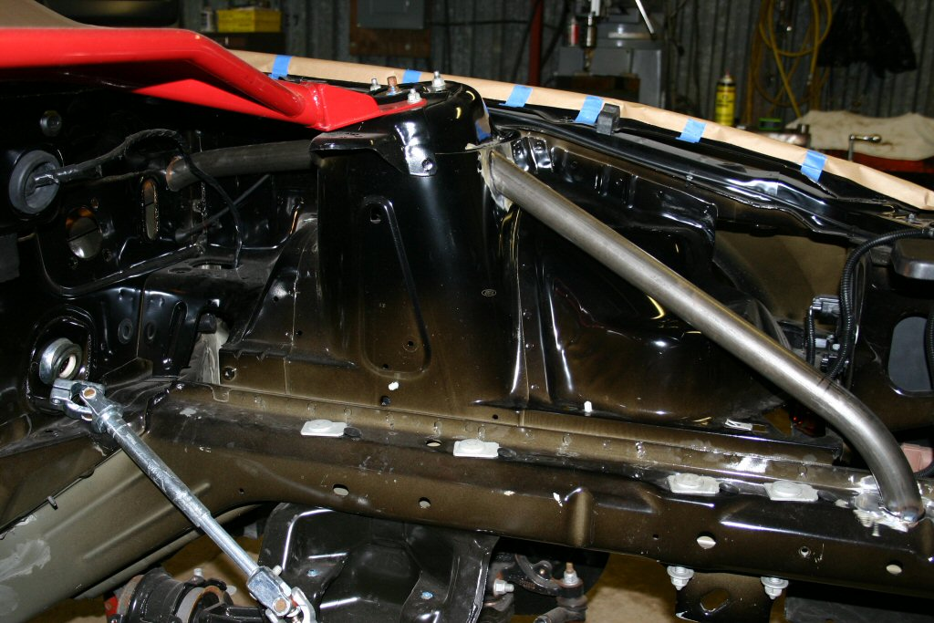 7 Second Mustang Buildup Page 2 Bmr Project Cars