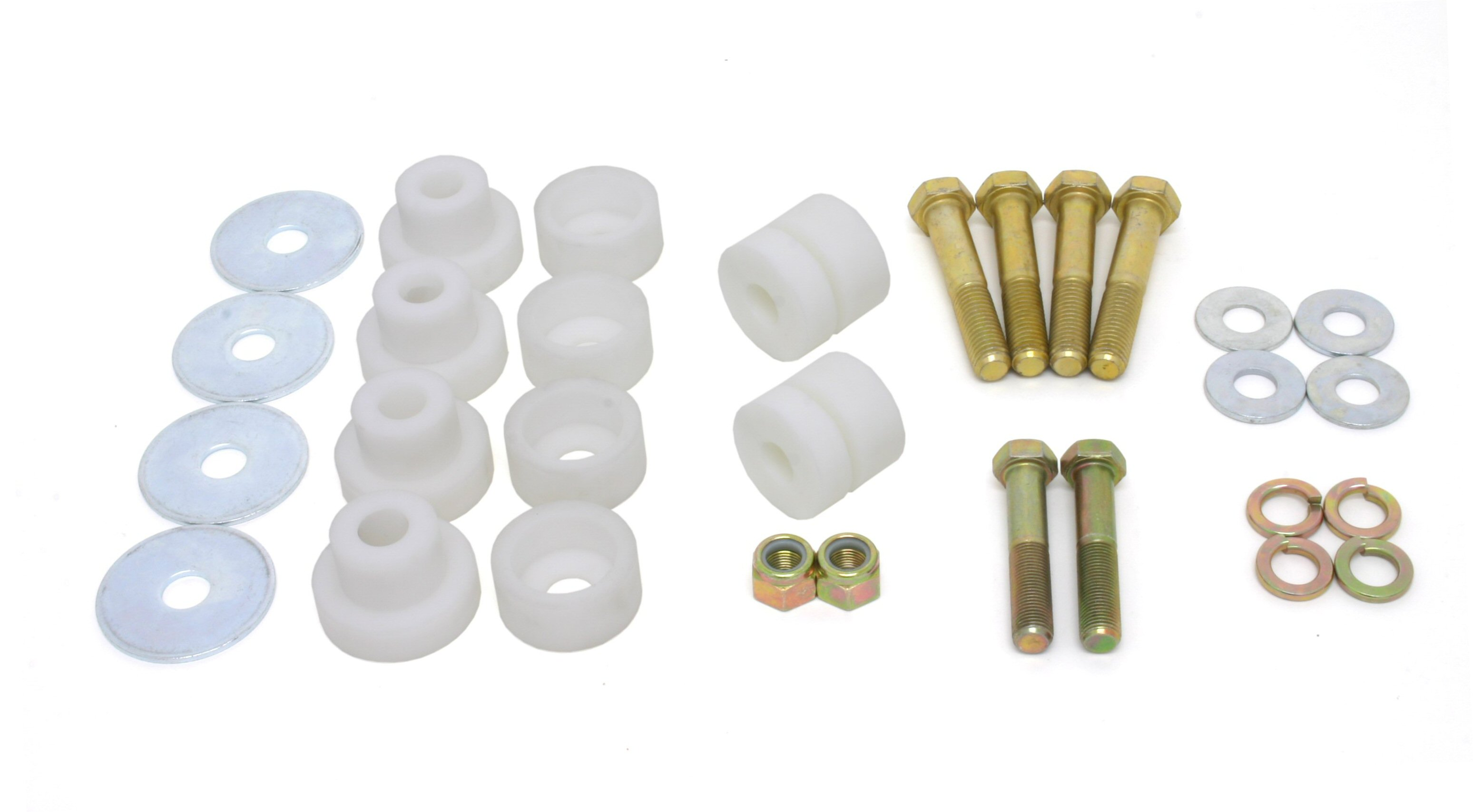 1967-1969 F-Body Body Mount Bushing Kits