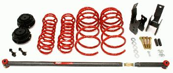 2005-2014 Mustang Lowering Spring Packages