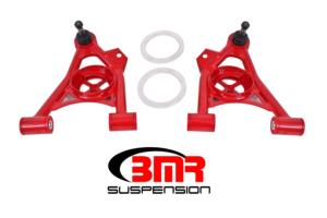 High Resolution Image - AA043, AA044, AA045 BMR Suspension Tall Ball Joint A-arms For 1979-2004 Mustangs - BMR Suspension