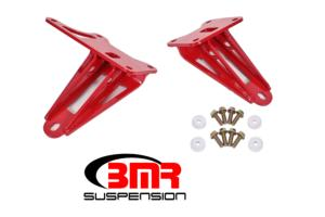 High Resolution Image - MM008 2015 And Newer Mustang Motor Mount Brackets MM008  - BMR Suspension