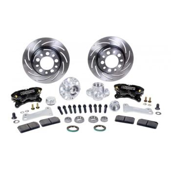 B4110WC - Strange Pro Front Disc Brake Kit, Drag Race