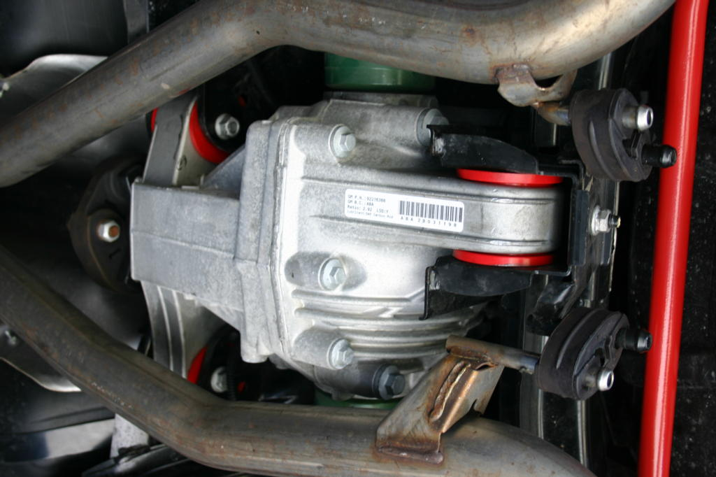 2005 Cadillac Cts Differential Bushing
