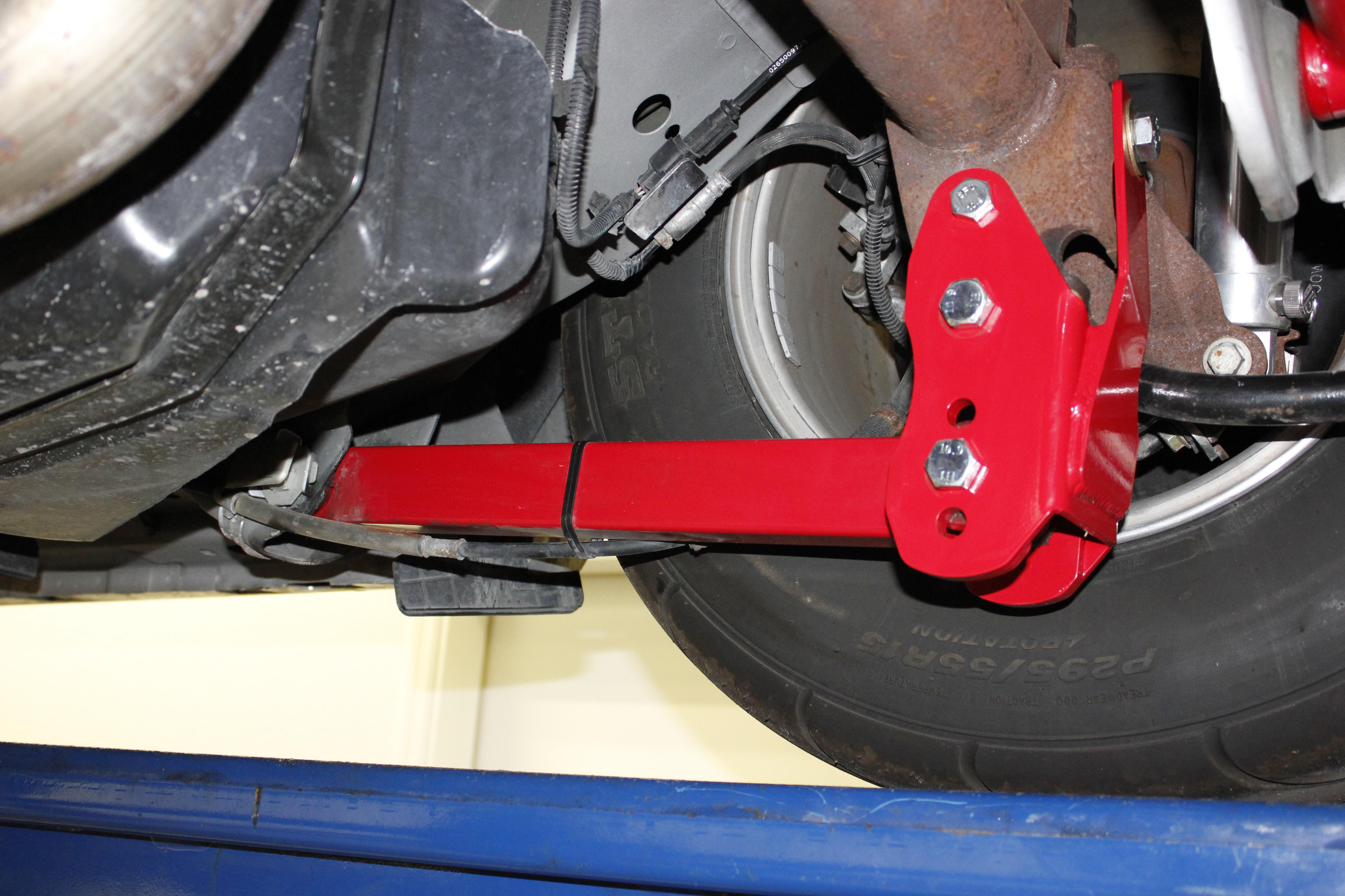 Bmr Suspension Cab005 Control Arm Relocation Brackets