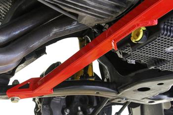 CB007 - Chassis Brace, Front Subframe, 2-point