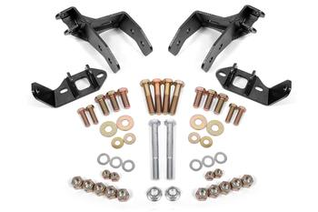 CCK461 - Coilover Conversion Kit, Rear, Non-adjustable, Shock Mount, Without CAB