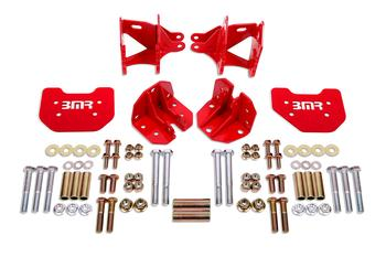 CCK743 - Coilover Conversion Kit, Rear, Non-adjustable Shock Mount, With CAB