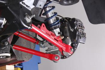 DRP007 - Drag Race Suspension Package