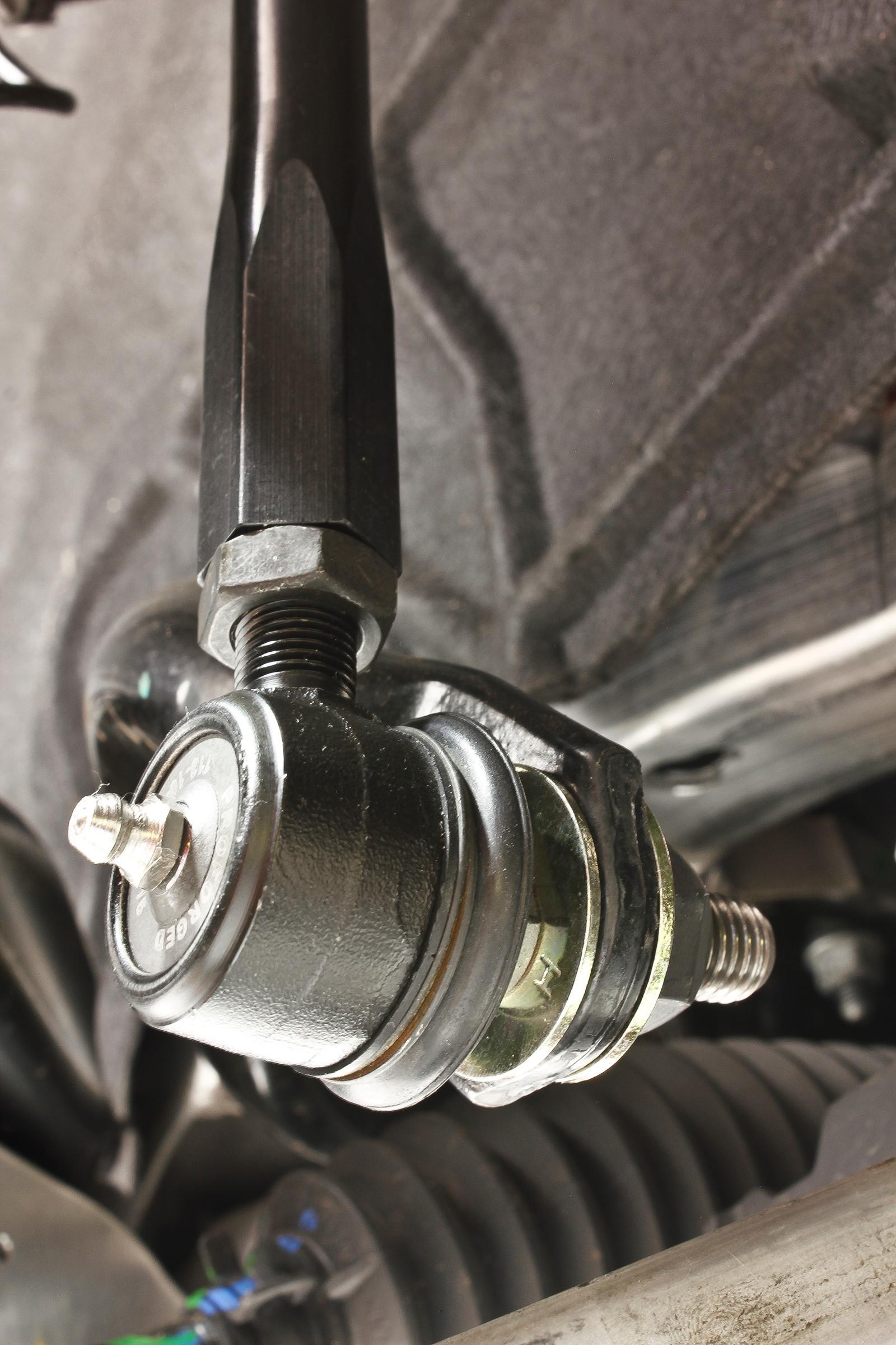 Sway Bar End Link Kit, Set Of 4, Adjustable