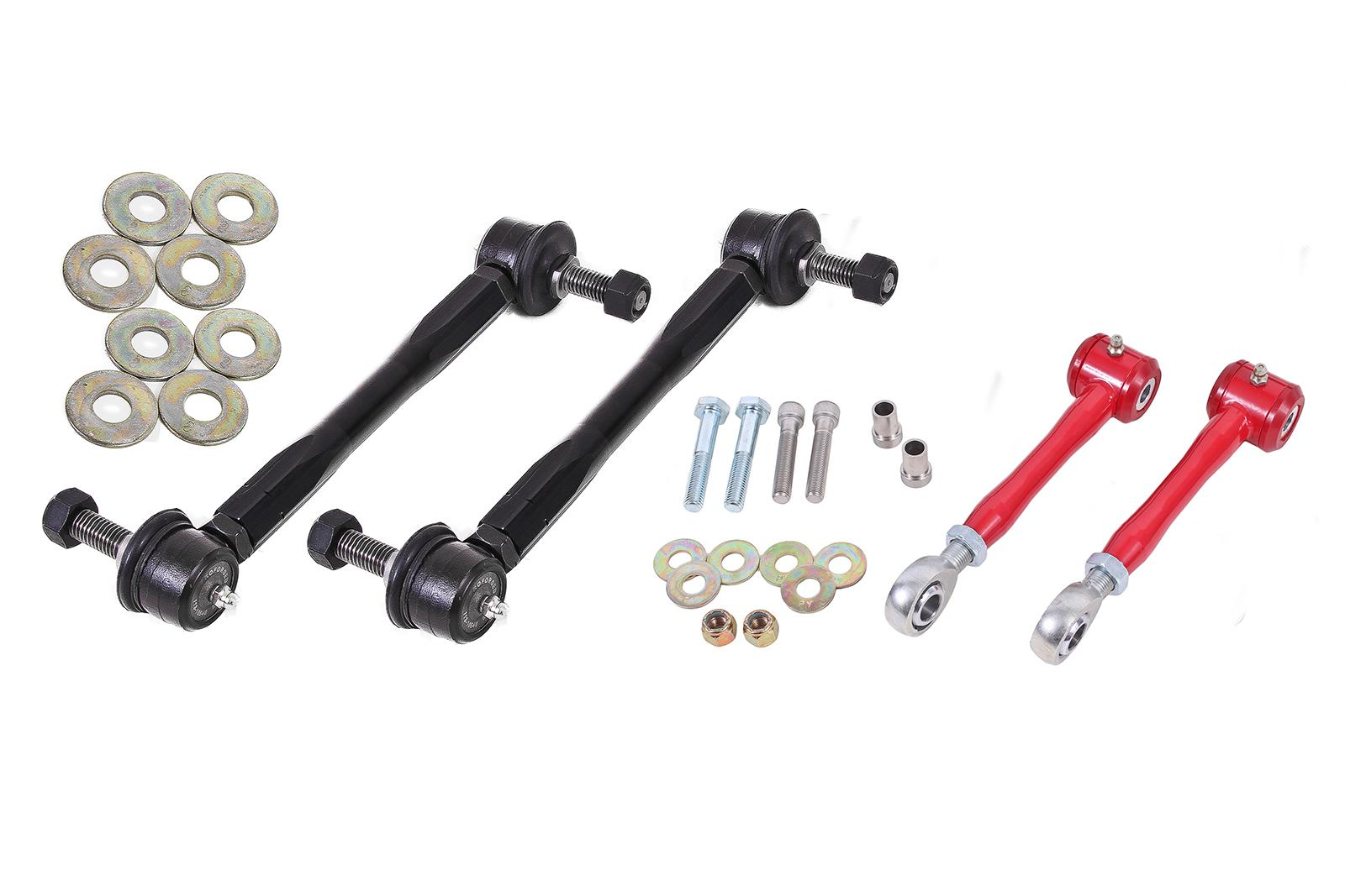 Non-adjustable Poly BMR Suspension TCA059 Lower Trailing Arms