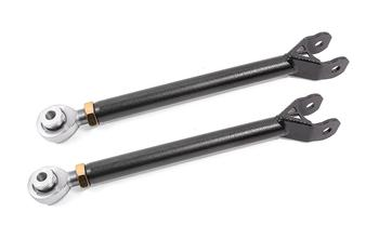LTA111 - Lower Trailing Arms, Single-adjustable, Rod Ends