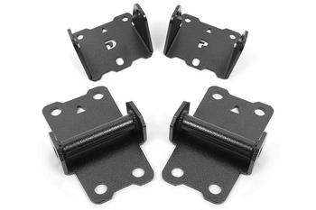 MM333 - Motor Mount Kit, Upper And Lower, Solid (MM331 And MM334)
