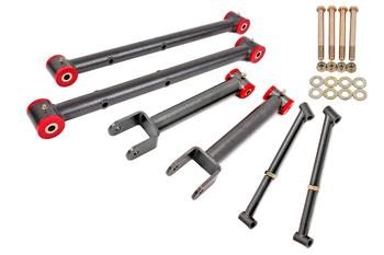 RSK007 - Rear Suspension Kit, Polyurethane, Non-adjustable