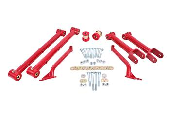 RSK468 Rear Suspension Kit, Non-adjustable, Poly