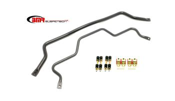 SB026 - Sway Bar Kit With Bushings, Front (SB001) And Rear (SB003)