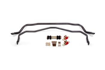 SB028 - Sway Bar Kit With Bushings, Front (SB008) And Rear (SB009)