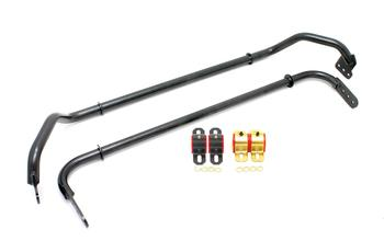 SB030 - Sway Bar Kit With Bushings, Front (SB016) And Rear (SB017)