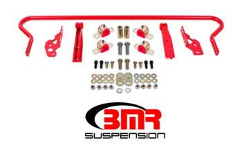 SB042 Sway Bar Kit With Bushings, Rear, Adjustable, Hollow 25mm