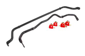 SB049 - Sway Bar Kit With Bushings, Front And Rear, Non-adjustable