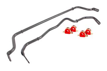 SB052 - Sway Bar Kit With Bushings, Front (SB053) And Rear (SB054)