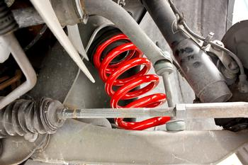 SP028 - Lowering Springs, Front, 1