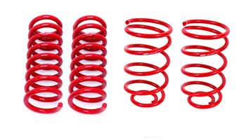 SP033 - Lowering Spring Kit, Set Of 4, 2.0