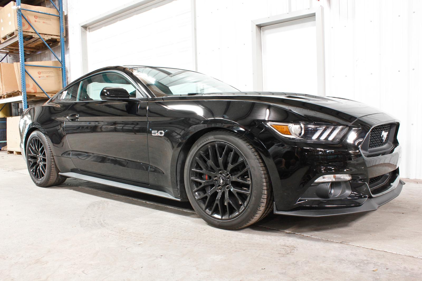 Grand National Car 2015 >> BMR Suspension SP081 - Lowering Springs, Front, Performance - 2015-2018 Mustang
