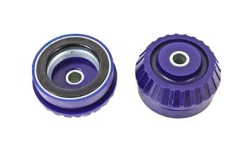 SPF-1590BK - Bushing Kit, Front Strut Mounts With Bearings, Elastomer