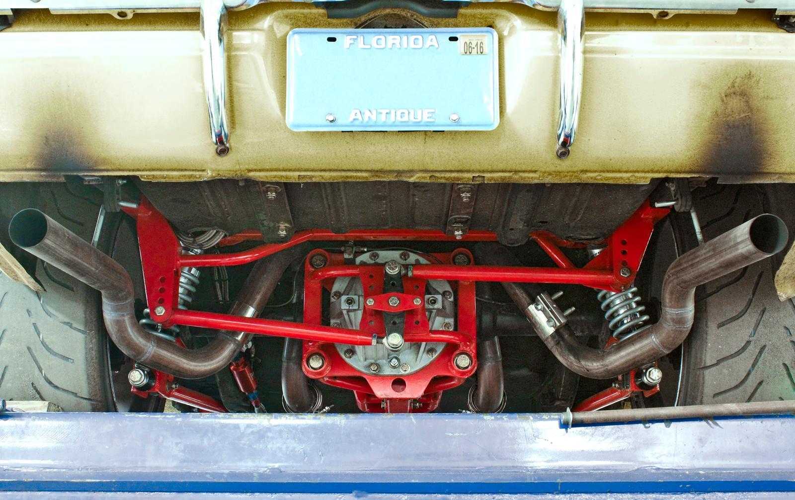 Torque Arm Suspension Kit, GM 12-bolt Differential