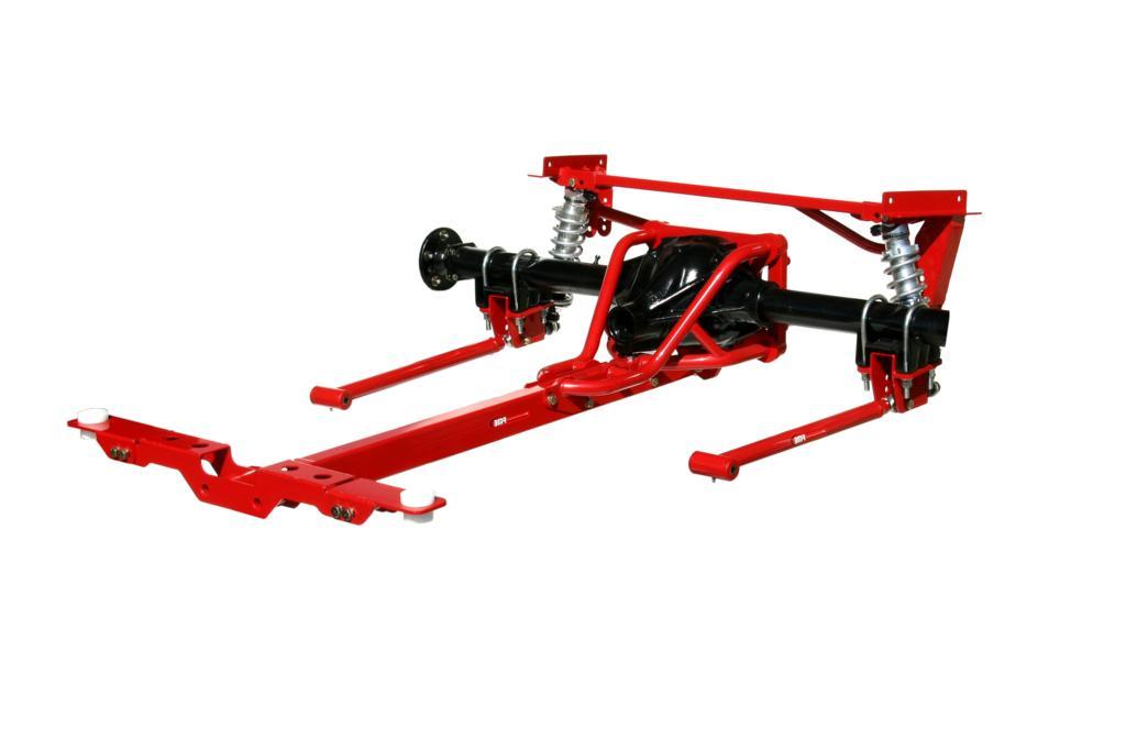 BMR Suspension TAS001 - Torque Arm Suspension Kit, GM 12 ...
