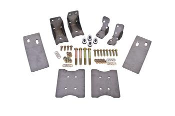 TBR001 Torque Box Reinforcement Plate Kit (TBR002 And TBR003)