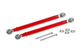 TR007 - Toe Rod, Double Adjustable, Rod Ends
