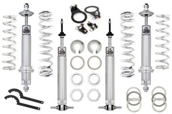 VIK-VCF226-400 - Viking Total Coilover Package, 400 Front, 150 Rear Springs